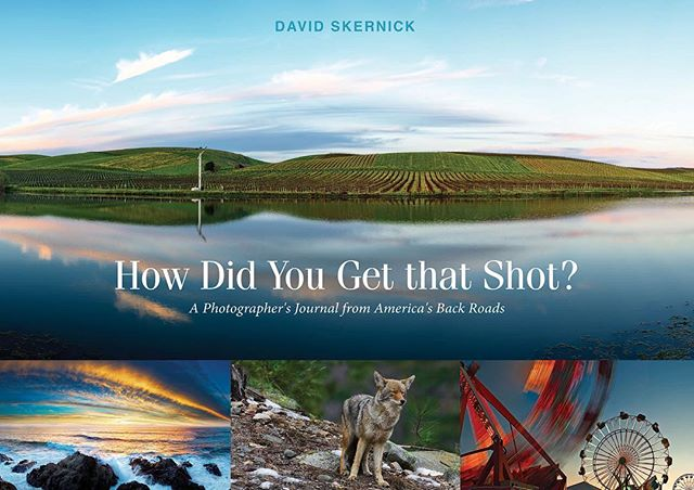 How Did You Get that Shot - David Skernick